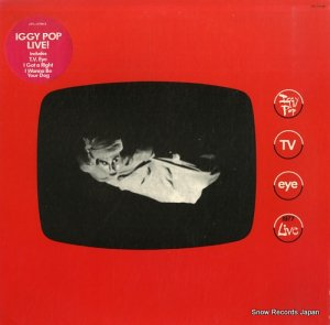 イギー・ポップ - tv eye - 1977 live - AFL1-2796