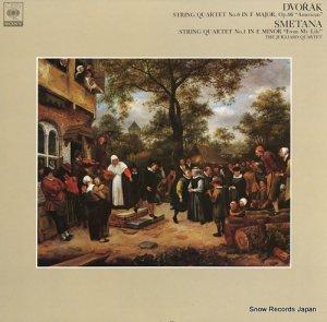 ジュリアード弦楽四重奏団 - ドヴォルザーク:弦楽四重奏第6番ヘ長調作品96「アメリカ」 - FCCA549
