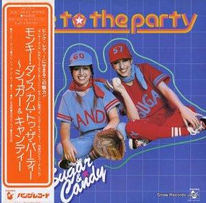 シュガー&キャンディー - モンキー・ダンス/カム・トゥ・ザ・パーティー - SUX-145-SA