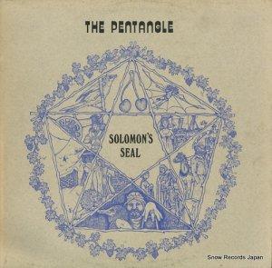 ペンタングル - solomon's seal - K44197