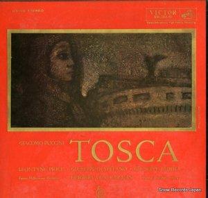 ヘルベルト・フォン・カラヤン - プッチーニ:歌劇「トスカ」全曲 - SRA-2050-51