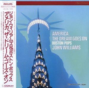 ジョン・ウィリアムズ - アメリカ、ザ・ドリーム・ゴーズ・オン - 25PC-5188/412627-1