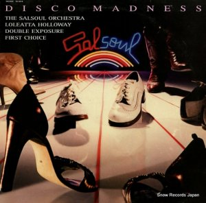V/A - disco madness - SA8518