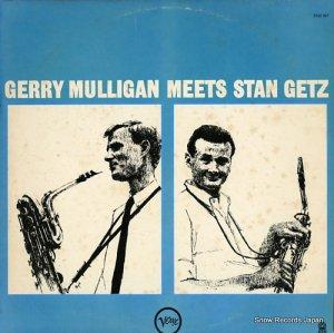 スタン・ゲッツ&ジェリー・マリガン - gerry mulligan meets stan getz - R04650/2332067