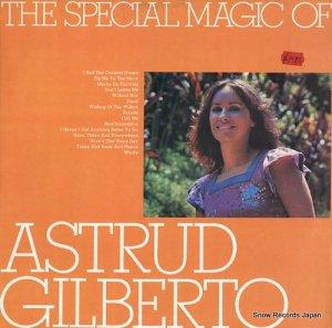 アストラッド・ジルベルト - the special magic of astrud gilberto - 2356123