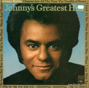 ジョニー・マティス - johnny's greatest hits - SBP237003