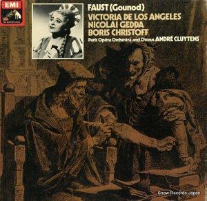 アンドレ・クリュイタンス - gounod; faust - SLS816