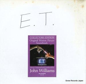ジョン・ウィリアムズ - e.t. the extra-terrestrial - MCF3160