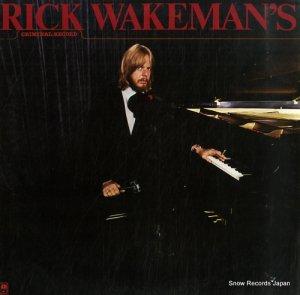 リック・ウェイクマン - 罪なる舞踏 - GP2060