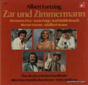 ハインツ・ワルベルク - albert lortzing; zar und zimmermann - 5922424-4