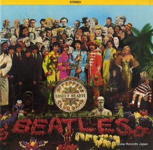 ザ・ビートルズ - sgt. pepper's lonely hearts club band - SMAS2653