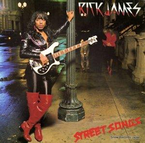 リック・ジェームス - street songs - G1002