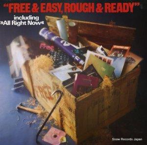 フリー - free and easy, rough and ready - 28243ET