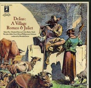 メレディス・デイヴィス - ディーリアス:歌劇「村のロメオとジュリエット」(全曲) - EAC-77259-60