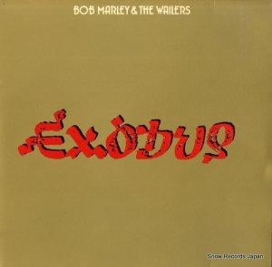 ボブ・マーリィ&ザ・ウェイラーズ - exodus - ILPS9498