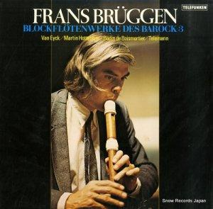 フランス・ブリュッヘン - 天使のナイチンゲール/ブロックフレーテの魅力ー3 - K15C-9037