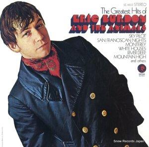 エリック・バードン&ジ・アニマルズ - the greatest hits of eric burdon and the animals - SE-4602
