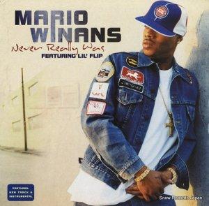 マリオ・ウィナンス - never really was - MCST40372/986359-9