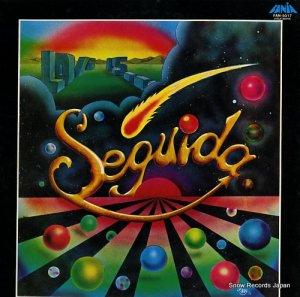 セギーダ - ニューヨークの炎 - FAN-5017