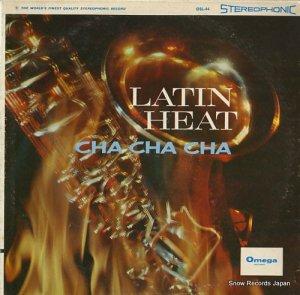 フランシス・ベイ - latin heat / cha cha cha - OSL-44