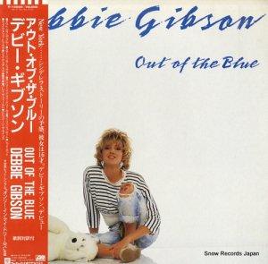 デビー・ギブソン - アウト・オブ・ザ・ブルー - P-13566