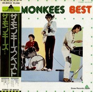 ザ・モンキーズ - ベスト - IES-80432