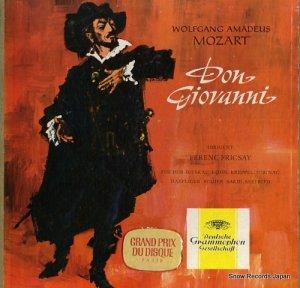 フェレンツ・フリッチャイ - mozart; don giovanni - LPM18580/82