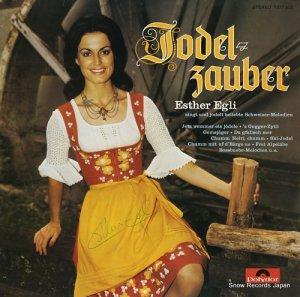 ESTHER EGLI - jodelzauber - 2377312