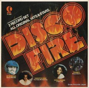 V/A - disco fire - TU2590