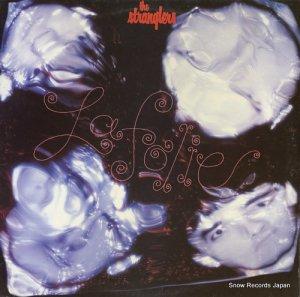 ストラングラーズ - la folie - LIBLP1014