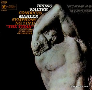 ブルーノ・ワルター - mahler; symphony no.1 in d major