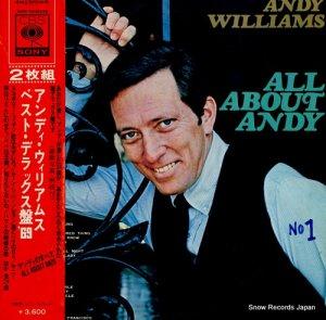 アンディ・ウィリアムス - ベスト・デラックス盤'69 - SONP50054.55