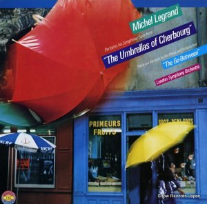 ミシェル・ルグラン - ルグラン:交響組曲「シェルブールの雨傘」 - 25AC811