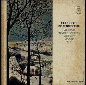ディートリヒ・フィッシャー=ディースカウ - schubert; die winterreise - 3640B