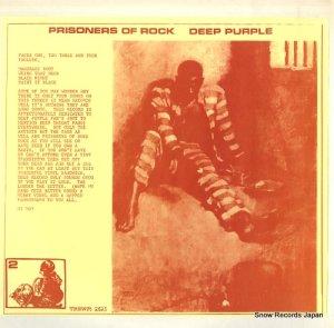 ディープ・パープル - prisoners of rock - TKRWM2821
