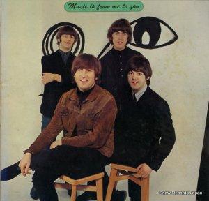 ザ・ビートルズ - the beatles forever box - music is from me to you - EAP-9032/4B