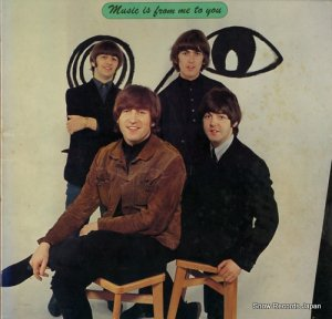 ザ・ビートルズ - the beatles forever box - music is from me to you - EAP-9032/4B