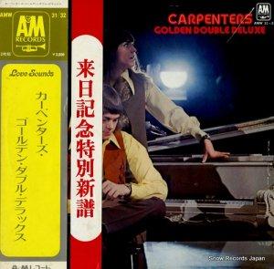 カーペンターズ - ゴールデン・ダブル・デラックス - AMW31/32