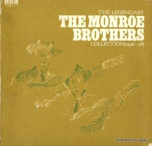 モンロー・ブラザース - 永遠のモンロー・ブラザース全曲集 - RA-5677-81