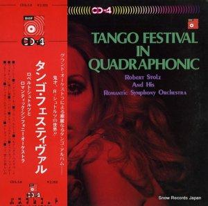 ロベルト・シュトルツ&ロマンティック・シンフォニー・オーケストラ - タンゴ・フェスティヴァル - CDS-5-B