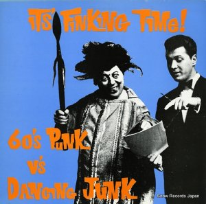 V/A - it's finking time (60's punk vs. dancing junk) - FINK1