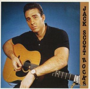 ジャック・スコット - jack scott rocks - BB-LP2022