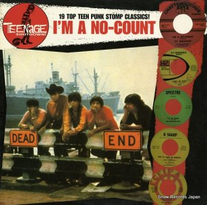 V/A - i'm a no-count (19 top teen punk stomp classics!) - LP-TS6604
