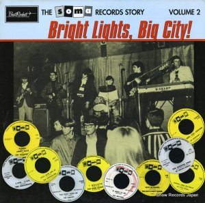 V/A - the soma records story volume 2 (bright lights, big city!) - BR112
