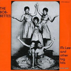 ザ・ボベッツ - mr.lee and other big hits - REVIVAL3011