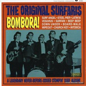 オリジナル・サファリーズ - bombora! - LP5014
