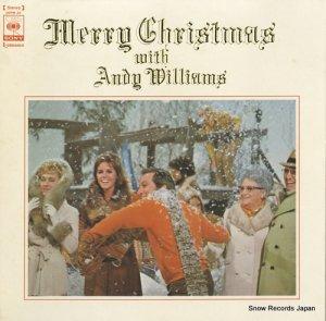 アンディ・ウィリアムス - アンディのメリー・クリスマス - SOPM-22