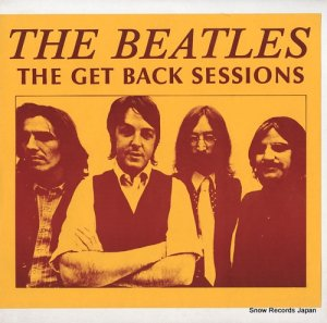 ザ・ビートルズ - the get back sessions - DAB-5
