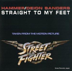 ハマー/ディオン・サンダース - straight to my feet - PTYST102