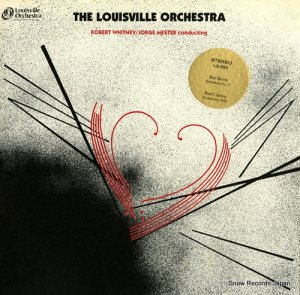LOUISVILLE ORCHESTRA - harris; symphony no.5 - LS-655